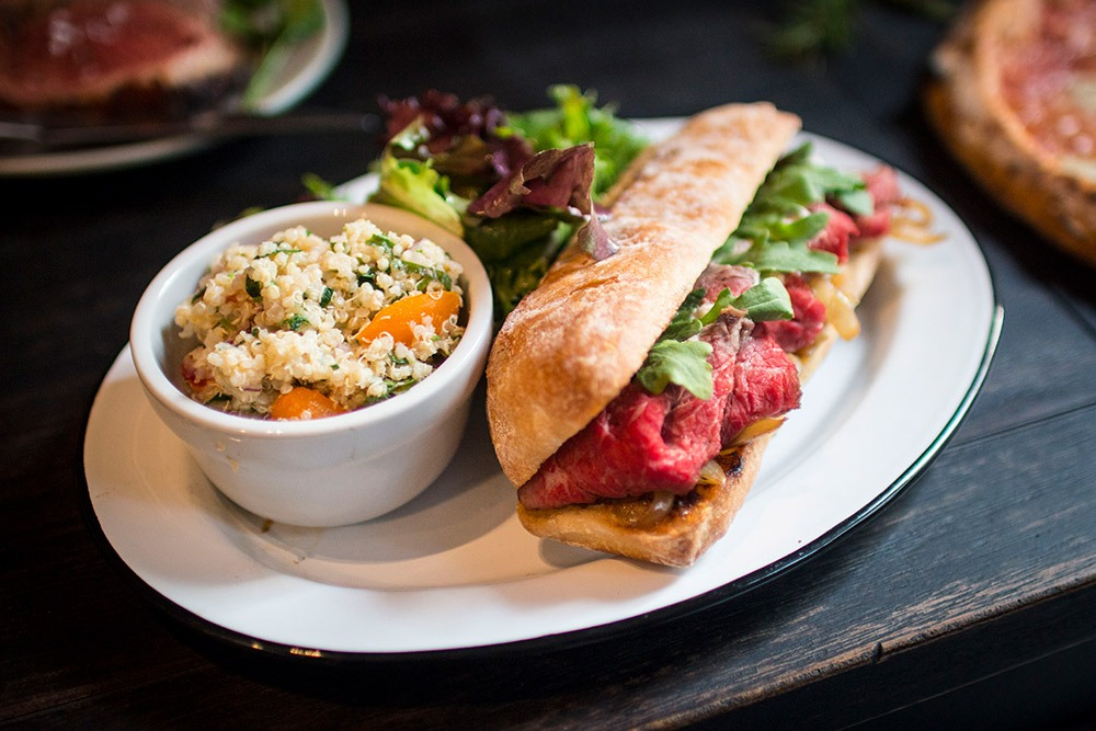Woodfired Sandwich